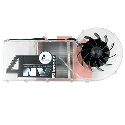 ARCTIC AC-NV4 Tarjeta de Video Enfriador - Ventilador de PC ...