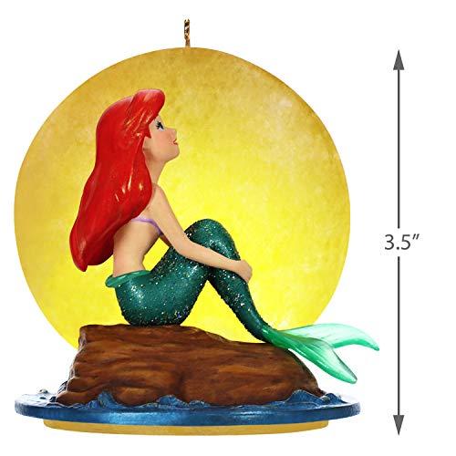Hallmark Keepsake Christmas Ornament 2019 Year Dated Disney The Little Mermaid Part of Your ...