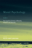 Moral Psychology: The Cognitive Science of Morality: Intuition and Diversity (MIT Press)