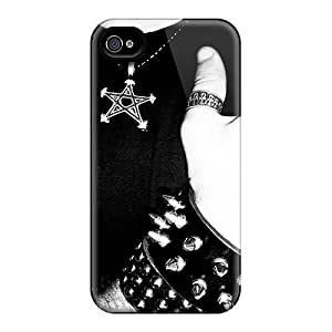 Forever Collectibles Fear The Bass Player Hard Snap-on Iphone 4/4s Case