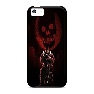 New Arrival Premium 5c Cases Covers For Iphone (gears Of War 3)
