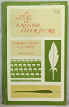 A Short History of English Literature by…