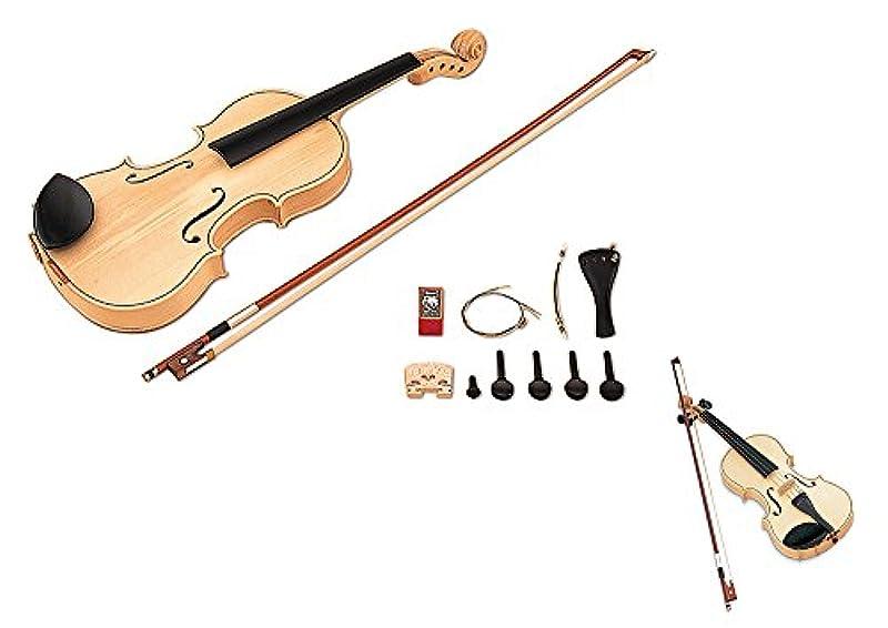 SUZUKI 수제 악기 시리즈 바이올린 키트 4/4 SVG-544