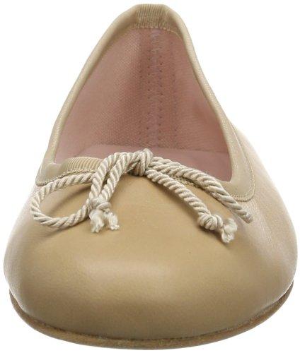 Pretty Ballerinas 37650 COTON CARAMEL Damen Ballerinas Beige (COTON CARAMEL)