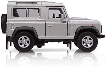 Land-Rover-Verteidiger-Auto Im Ma/ßstab 1:38