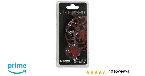 Varios Llavero Juego DE Tronos Targaryen