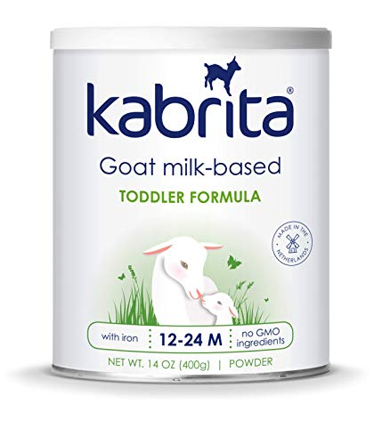 Kabrita Goat Milk Toddler Formula, 14 oz