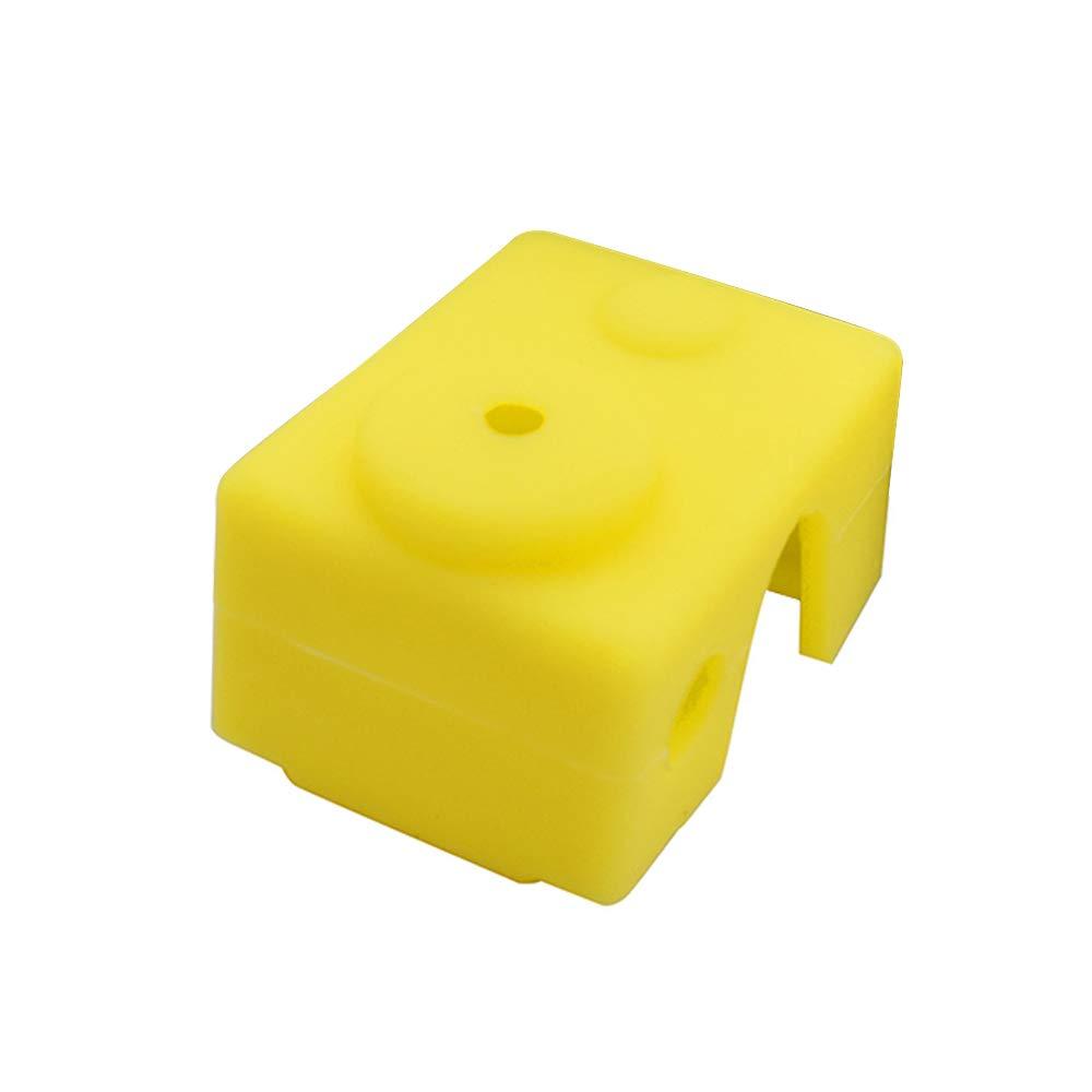 E3D-V6 - Funda de silicona para calcetines de impresoras 3D ...