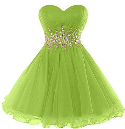 TOSKANA BRAUT - Vestido - Noche - para mujer verde 52