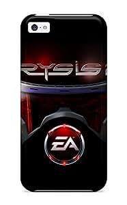 Holly M Denton Davis's Shop 2603402K86224071 Iphone 5c Cover Case - Eco-friendly Packaging(ea Games Crysis 2)