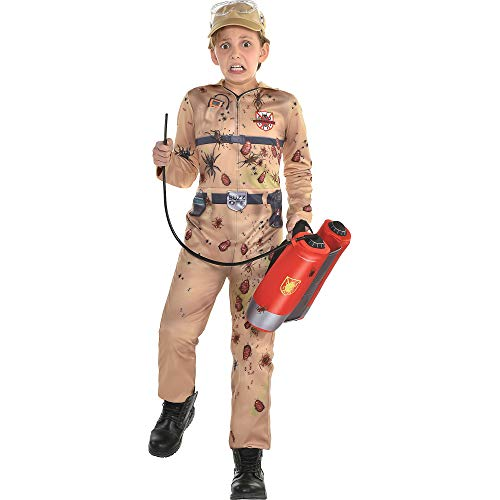 Bug Exterminator Halloween Costume for Boys, Large with Included Accessories, by Amscan]()