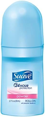 Deodorant: Suave