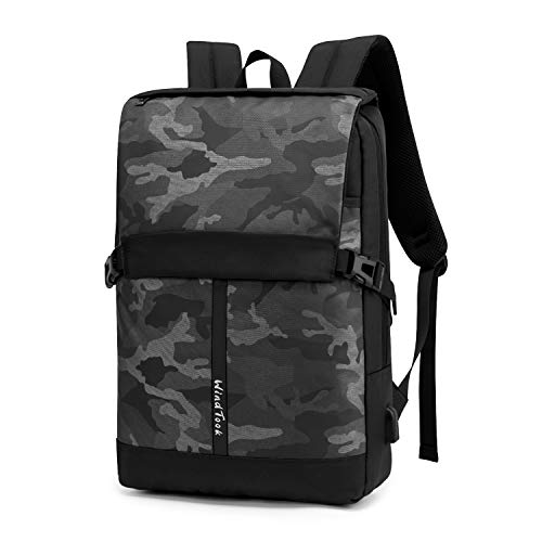 WindTook 15.6inch Travel Laptops Backpack with USB Charging Port, College School Computer Bag