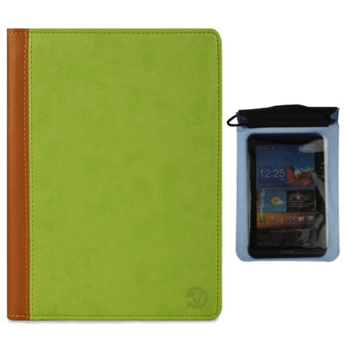 tfolio For Polaroid MIDC802, MIDC801, MIDC800pr001, MIDC497, MIDC010PR001 + Blue Waterproof Sleeve ()