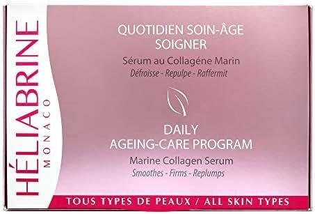 Heliabrine Regenerative Marine Collagen Ampoules 24 x 1ml Anti Aging