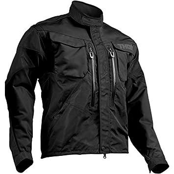 Thor Moto Enduro motrocross Terrain Jacket terreno Chaqueta Chaqueta Negro: Amazon.es: Coche y moto