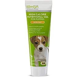 Tomlyn High Calorie Nutritional Gel for Puppies, (Nutri-Cal) 4.25 oz