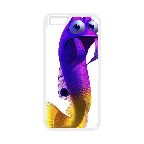 Finding Dory 004 coque iPhone 6 Plus 5.5 Inch Housse Blanc téléphone portable couverture de cas coque EOKXLLNCD10272