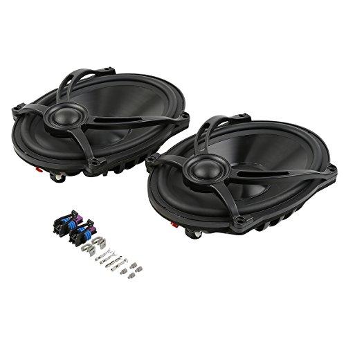 "XMT-MOTO 5""x7"" Saddlebag Lid Speaker For Harley Touring for sale  Delivered anywhere in USA"