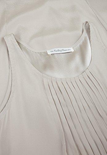 Außen die Blaumax Ash ist Agatha Seidenkleid Matte Damen Silk Pure Warenseite Kollektion; fZF6Rqaw