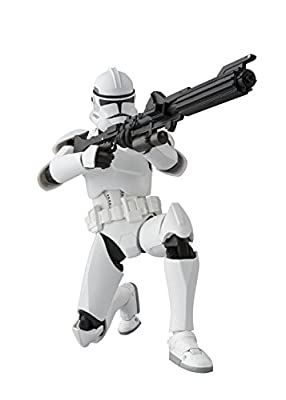 "S.H.Figuarts - Clone Trooper Phase II, ""Star Wars"" size 150mm"