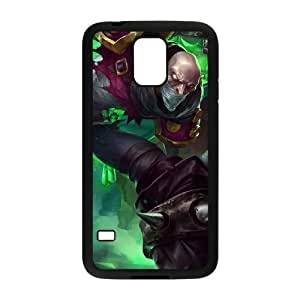 Dota2 Singed Samsung Galaxy S5 Cell Phone Case Black DIY Gift pxf005-3596229