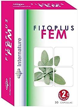 Fitoplus Fem 30 Caps Amazon It Salute E Cura Della Persona