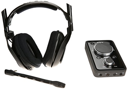 ASTRO Gaming Refurbished A40 Audio System, Black - Xbox 360