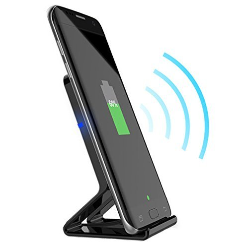 wireless charger qi wireless charging stand for android. Black Bedroom Furniture Sets. Home Design Ideas