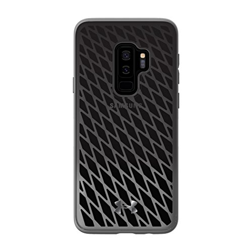 Under Armour UA Protect Inner Strength Case for Samsung Galaxy S9+ – Graphite / Smoke Ombre / Metallic Gunmetal