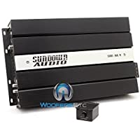 SAE-50.4 - Sundown Audio 4-Channel 300W RMS Class AB Full Range Amplifier