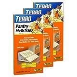 Terro 2900 Pantry Moth Trap, 2 Traps (3 Pack, 6 Traps Total)