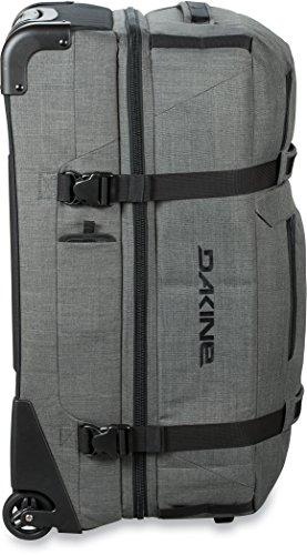 Dakine - Unisex Split Roller Luggage Bag - Durable Construction - Split-Wing Collapsible Brace Level - Exterior Quick Access Pockets (Carbon, 110L) by Dakine (Image #11)