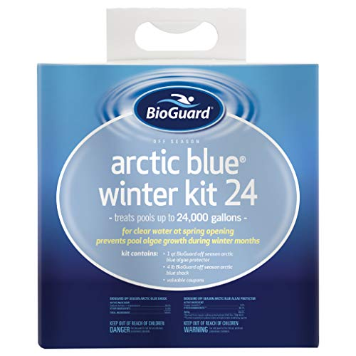 BioGuard Arctic Blue Winter Closing Kit - up to 24K Gallons ()