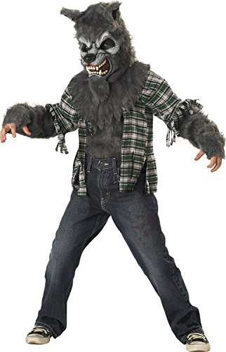 California Costumes Toys Howling at The Moon, X-Large (Halloween Costumes Teen Boys)