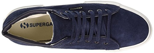 Uomo Suem Superga Lt Sneaker 2204 Blue 60nCq4w