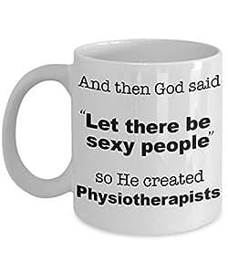 Physiotherapist Gifts, Funny Appreciation or Graduation Coffee Mug