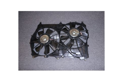 TYC 600620 Honda//Acura Replacement Radiator Cooling Fan Assembly