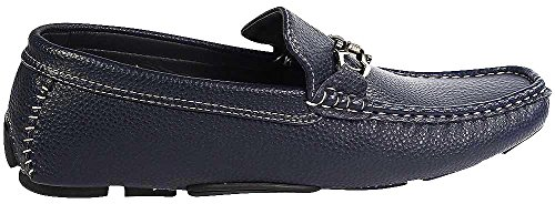 Moda Casual Navy Fashion Loafers Italy Moc NORTY Boat Driving Shoes Mens 5qgA4xnw7