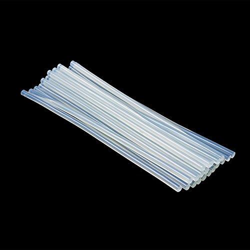 725 Stick - AUTOTOOLHOME Hot Glue Sticks for Hot Glue Gun, Mini Size Full Size 0.27 inch (7mm) 0.43 inch(11mm) Diameter, 4 inch Length (20pc 725cm)