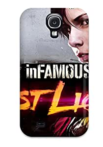 Chad Po. Copeland's Shop 1709772K47439216 New Arrival Case Cover With Design For Galaxy S4- Infamous: First Light