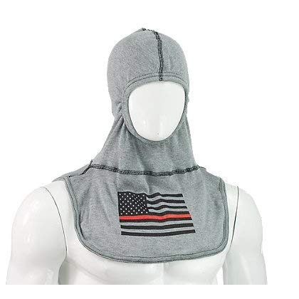 (Majestic PAC II Firefighter Support Hood - Fire Fighter Support, Fire Ink)