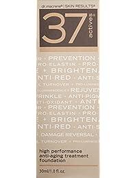 37 Actives Alto Rendimiento Anti-Edad Tratamiento Foundation, 1.0 FL oz