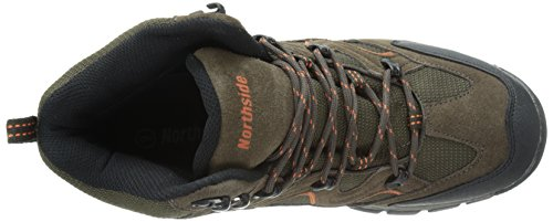 Pictures of Northside Mens Snohomish Leather Waterproof Mid Hiking 2