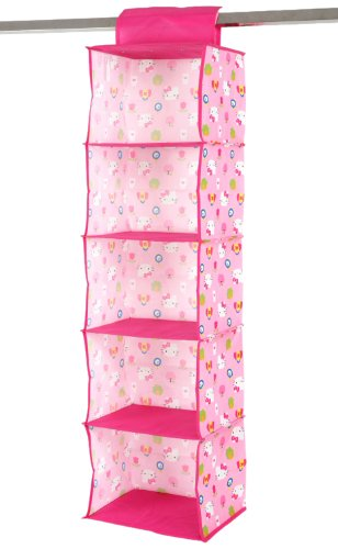 37c6ba456 Hello Kitty CK-140 Hanging Organizer: Amazon.in: Home & Kitchen