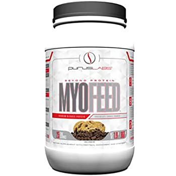 MyoFeed by Purus Labs (Chocolate Cookie Crunch, 25 Servings)
