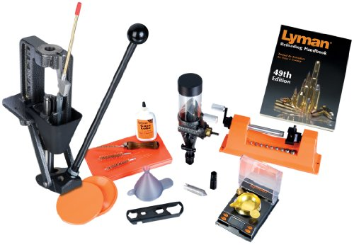 Lyman Crusher Expert Kit Deluxe with 1500 Micro-Touch Scale