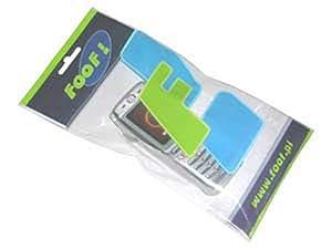 Funda de PVC con enganche de cinturón para Samsung, ión de litio