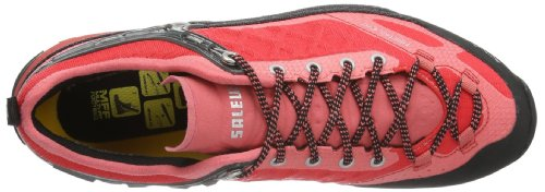 Salewa Poppy GTX Mid EVO Women's Shoe Red Punch Firetail zTwqFrfAz