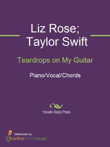 Teardrops on My Guitar - Kindle edition by Taylor Swift, Liz Rose ...